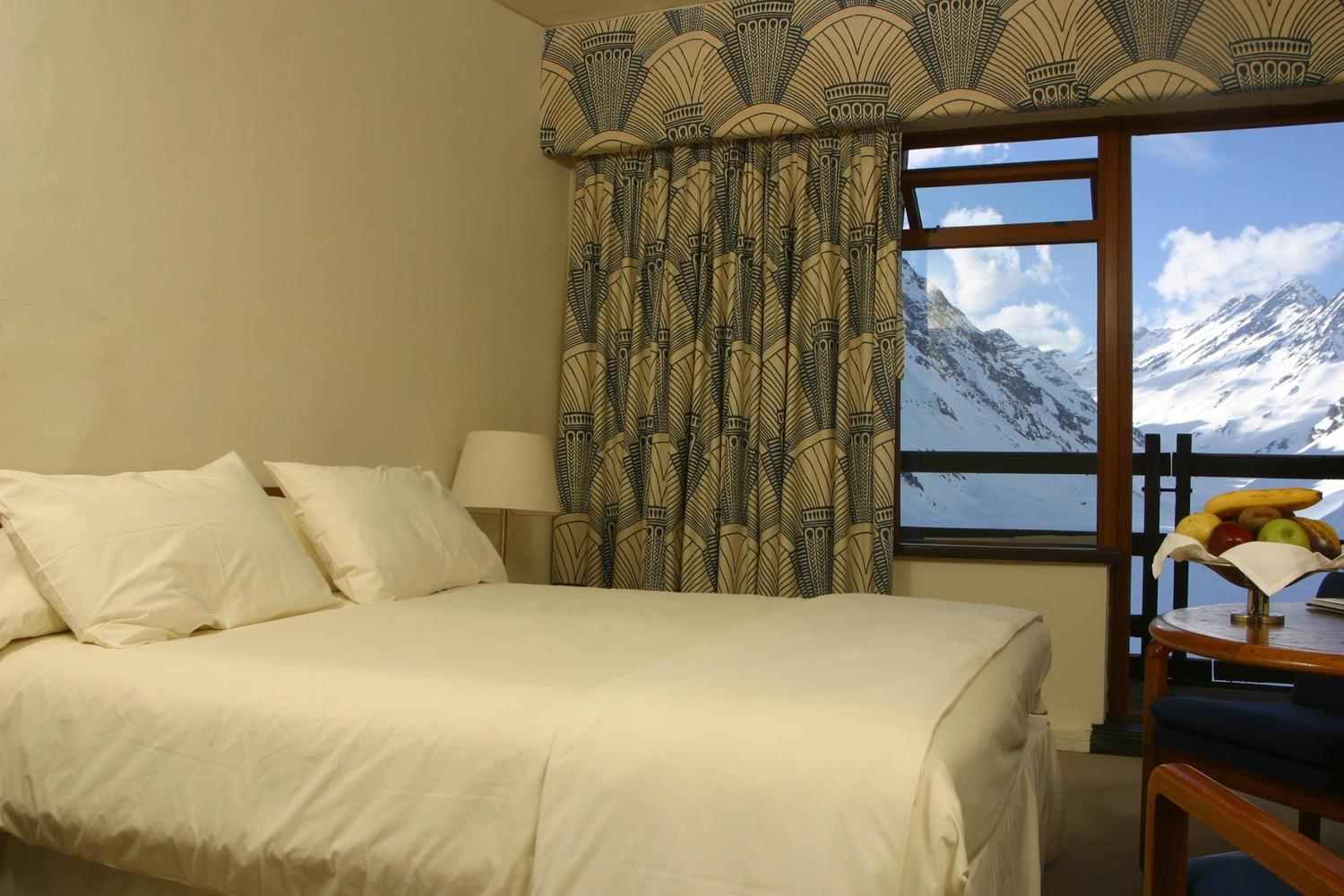 Room at the Gran Hotel Portillo, Chile