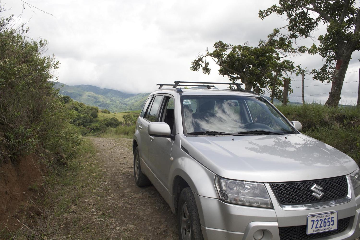 Exploring Costa Rica by 4x4