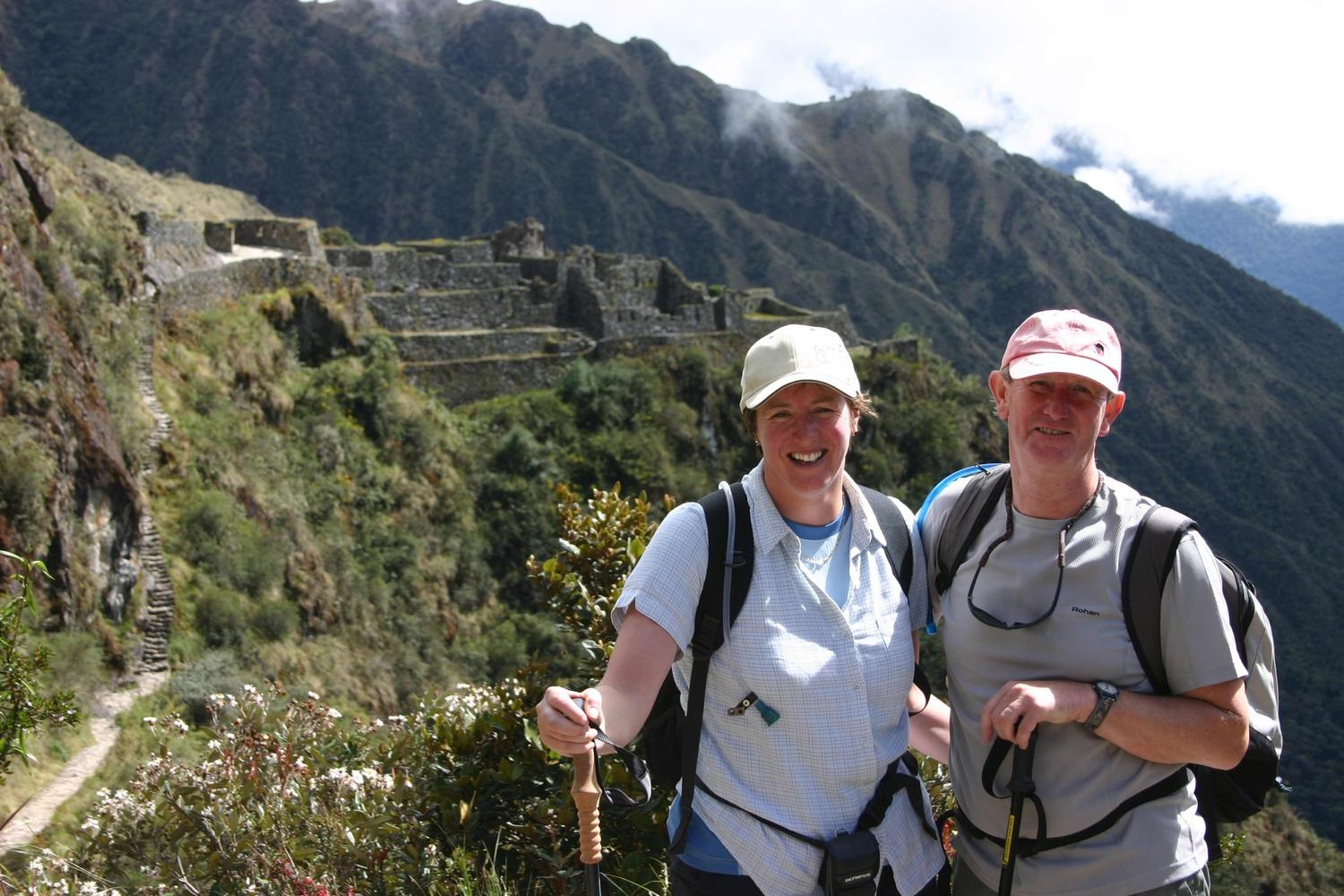 The Inca Trail isn't just about getting to Machu Picchu, it's a beautiful walk in itself