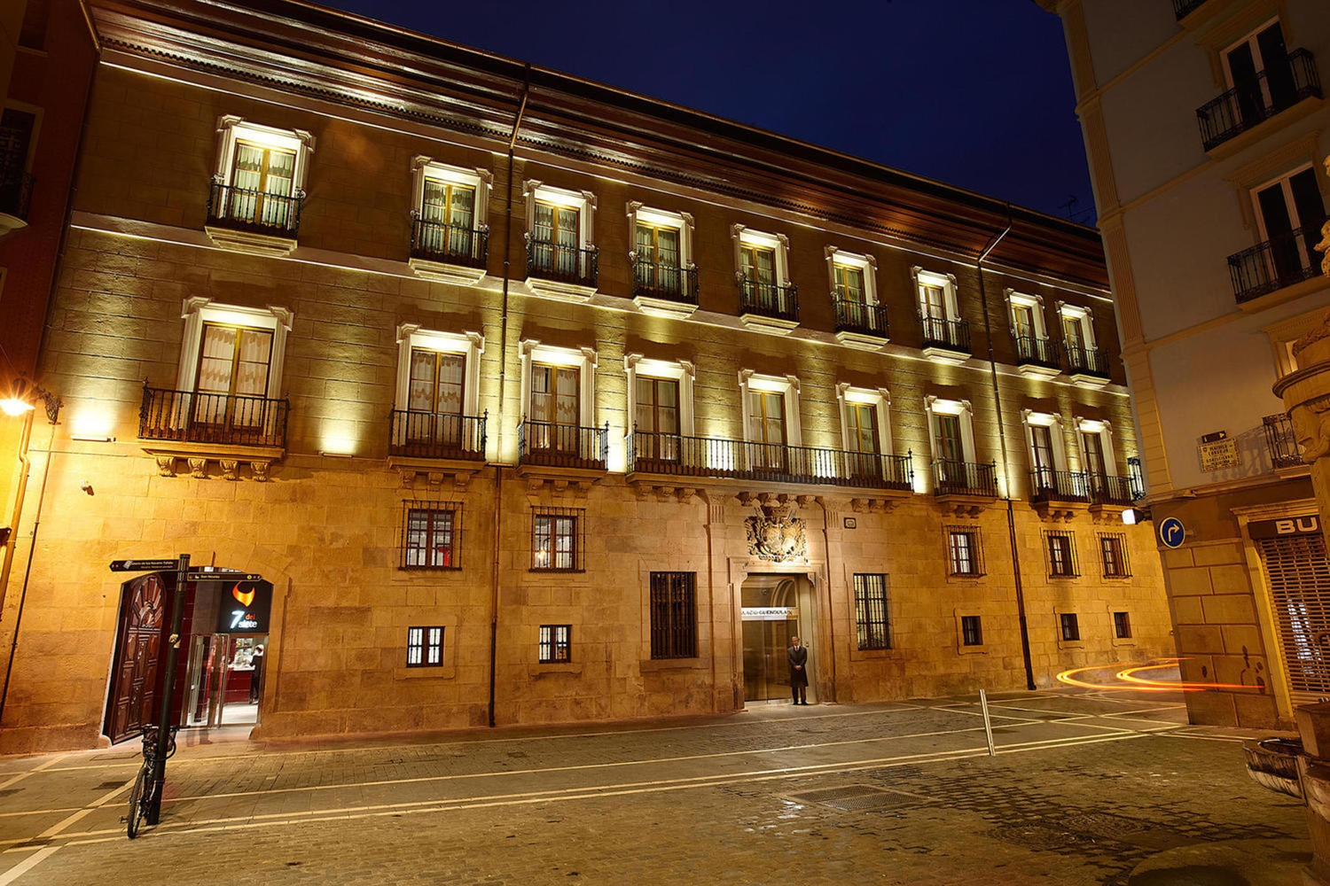 Your hotel in Pamplona is part of the historical heritage of the city
